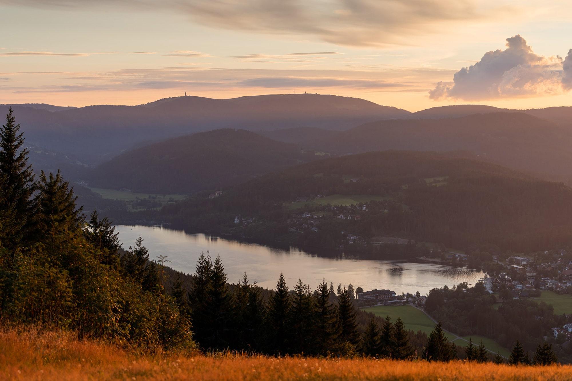 Titisee – Schwarzwald