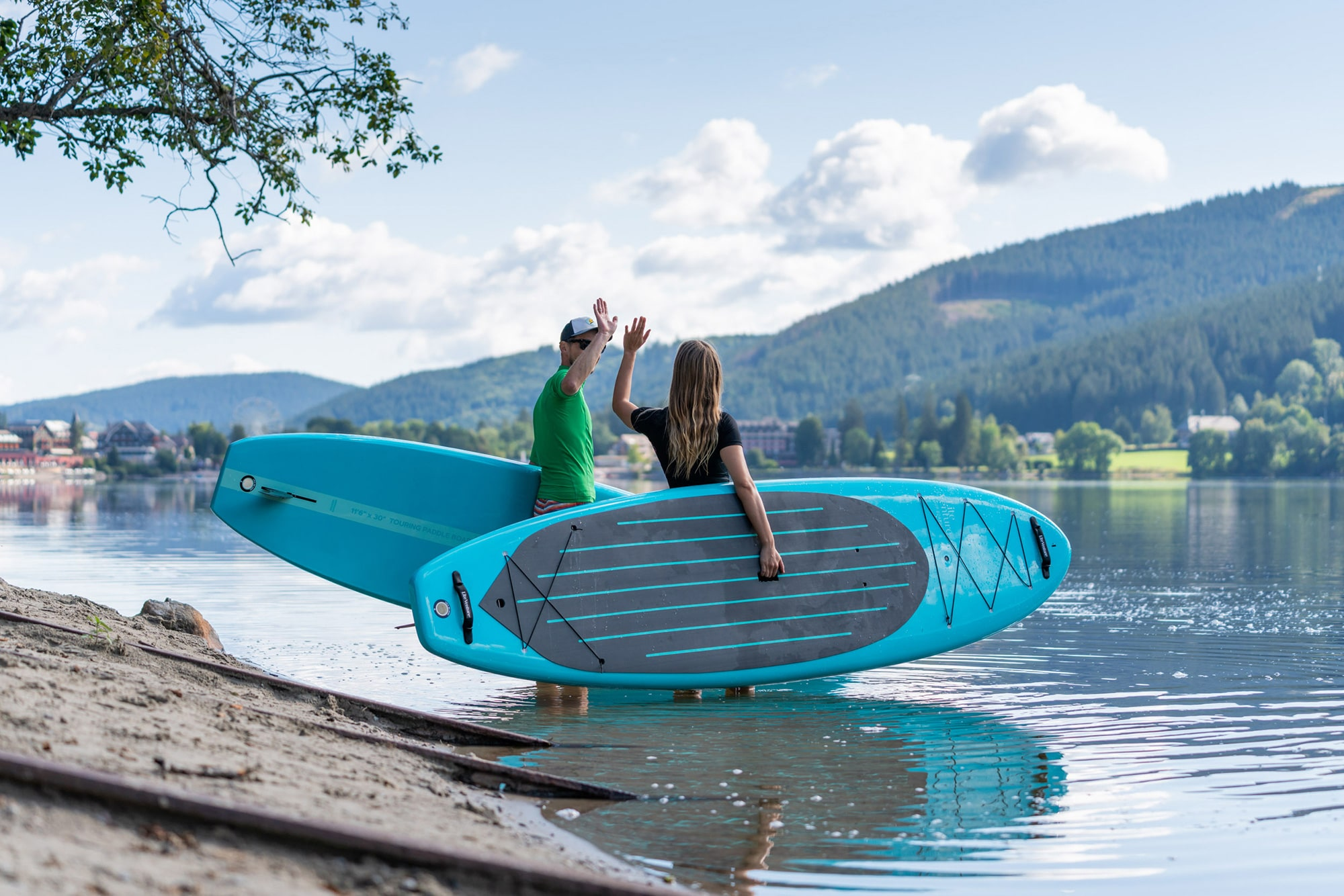 Nature Titisee –SUP